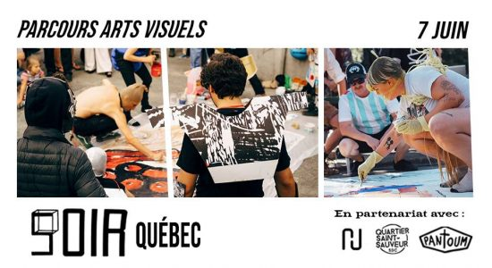 SOIR QC // Parcours ARTS ViSUELS