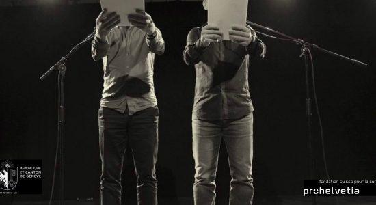 Soirée de poésie : Duo expérimental Barras-Demierre (Suisse)