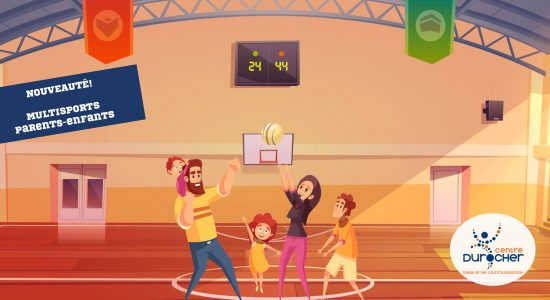 Multisports Parents-enfants