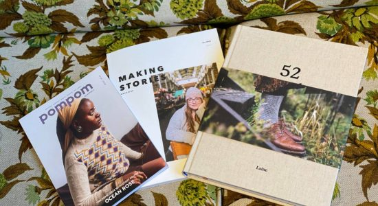 Nouveaux livres | Coeur de mailles