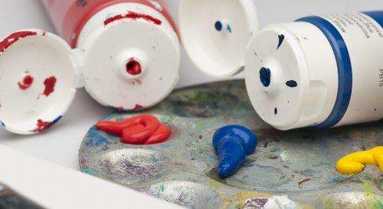 Éveil à l'art plastique