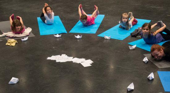 Yoga – danse pour enfants