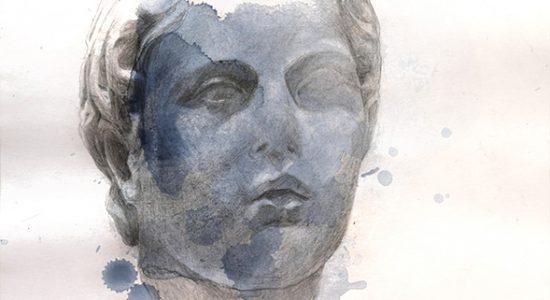 Regards dans la pierre Mathilde Bois