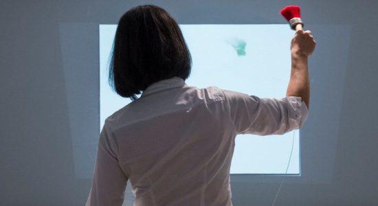 Expérience numérique | Peindre le geste