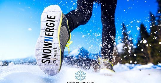 La course Snownergie