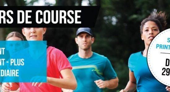 Cours de course | Session printemps 2019