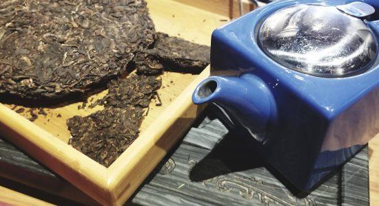 Le Pu'er (thé fermenté)