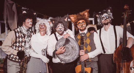 Grande fête familiale | Ateliers artistiques, animation et musique