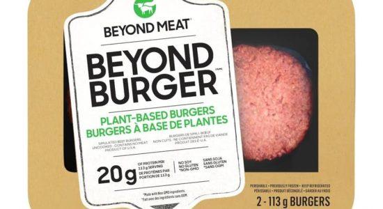 Nouveauté : Beyong Meat   Provisions Inc.