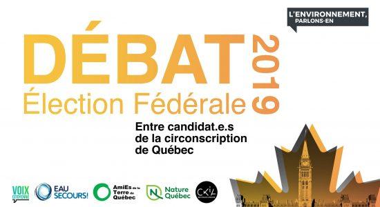 Débat sur l'environnement – Québec