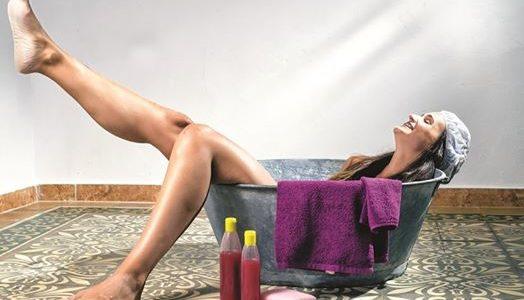 Aromathérapie: 1001 bains thérapeutiques
