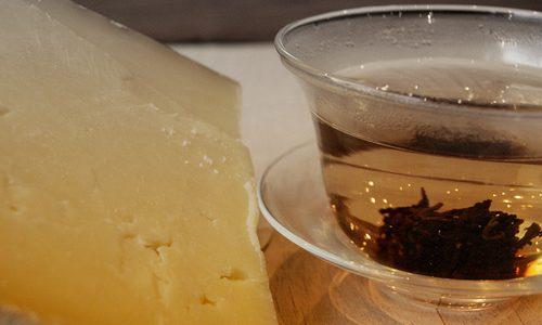 Fromages et thés, à la croisée des terroirs
