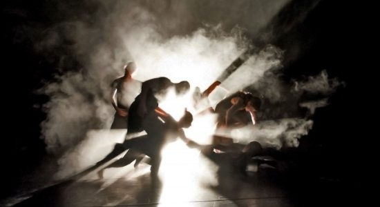 « Major Motion Picture » Out Innerspace Dance Theatre
