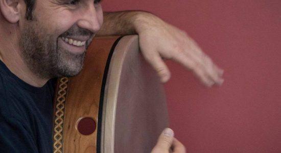 Résidence de création musicale avec Steve Hamel