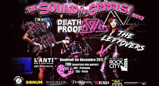 The Sound of Grrrls 2017