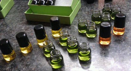 Atelier sur la parfumerie naturelle