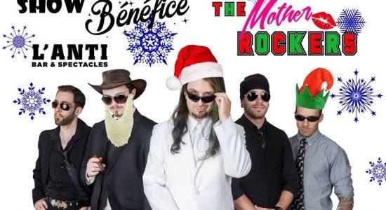 Concert bénéfice | The Mother Rockers