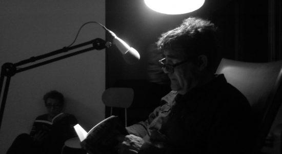 JULIEN CLAUSS, CÉCILE CLOZEL et EMMA LORIAUT — On entend lire jusqu'au bout…