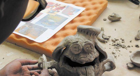 Camps d'été métiers d'art   8 à 16 ans