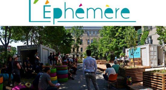 L'Éphémère 2.0  Rencontre d'échanges