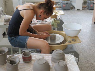 Initiation à la céramique -Atelier grand public MMAQ