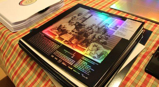 Afterparty du lancement de vinyle des Frères Cueilleurs