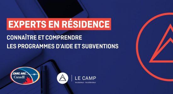 Connaître et comprendre les programmes d'aide et subventions du PARI-CNRC
