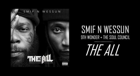 Smif N Wessun « The ALL » Tour