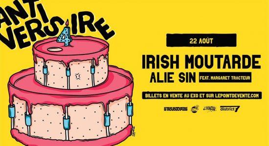 Irish Moutarde avec Alie Sin feat. Margaret Tracteur