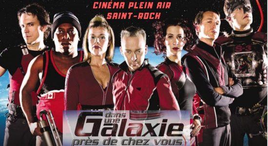 Cinéma plein air : Dans une galaxie près de chez vous