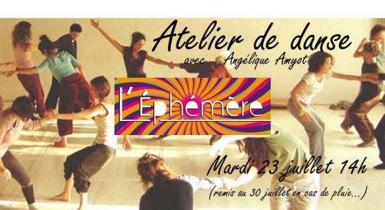 Atelier de danse Éphémère