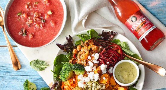 Promotion spéciale sur la soupe gaspacho | Copper Branch