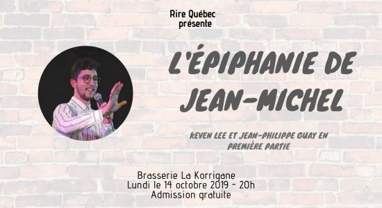 L'Épiphanie de Jean-Michel