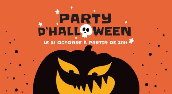 Party d'Halloween de la Korrigane