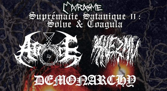 Atroce / Shezmu / Demonarchy