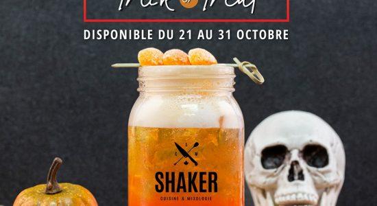 Cocktail d'Halloween | SHAKER St-Joseph – Cuisine & Mixologie