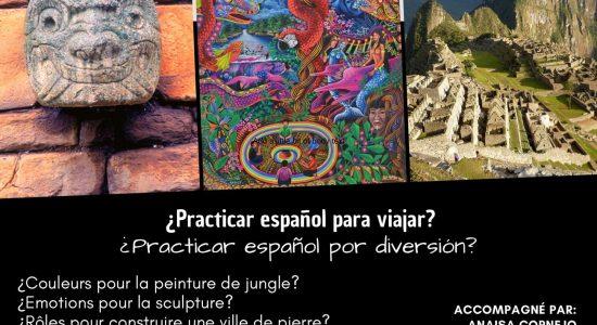 YUYAY – Atelier de conversation en espagnol