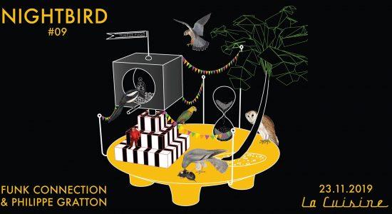 Nightbird #09