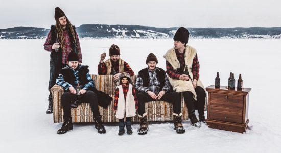 Écoute du nouvel album de Orloge Simard à L'Anti