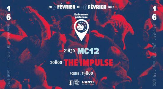 The Impulse et Mc12