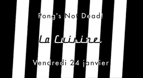 Pong's Not Dead! – StMichel & bd hh cp oh