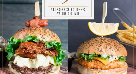 Mardi burgers   SHAKER St-Joseph – Cuisine & Mixologie