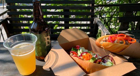Ouverture terrasse et cuisine festive | Barberie (La)