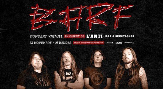 BARF – Concert virtuel