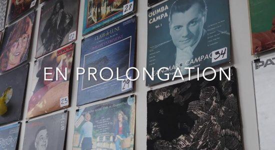 Exposition en évolution – Projet sur pochettes de disques vinyles