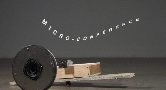 Micro-conférence – Pascale LeBlanc Lavigne