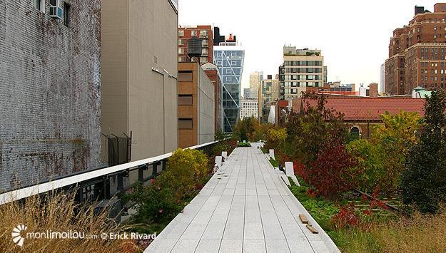 Le High Lines à New York