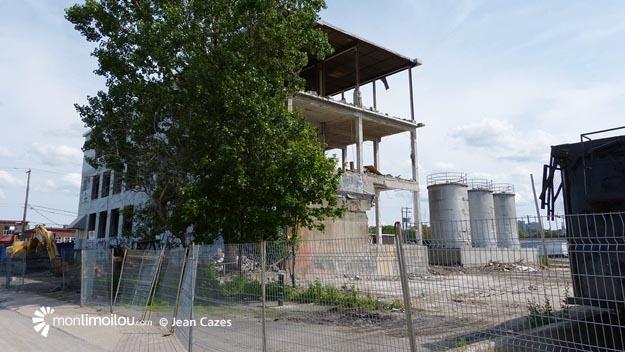 Ex-usine de savon, rue de la Pointe-aux-Lièvres