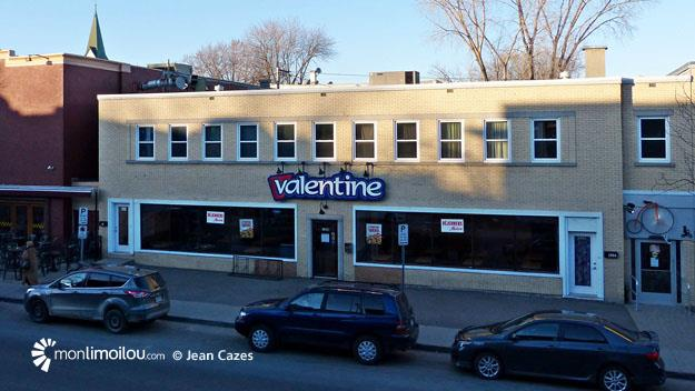 Valentine d e la 3e Avenue