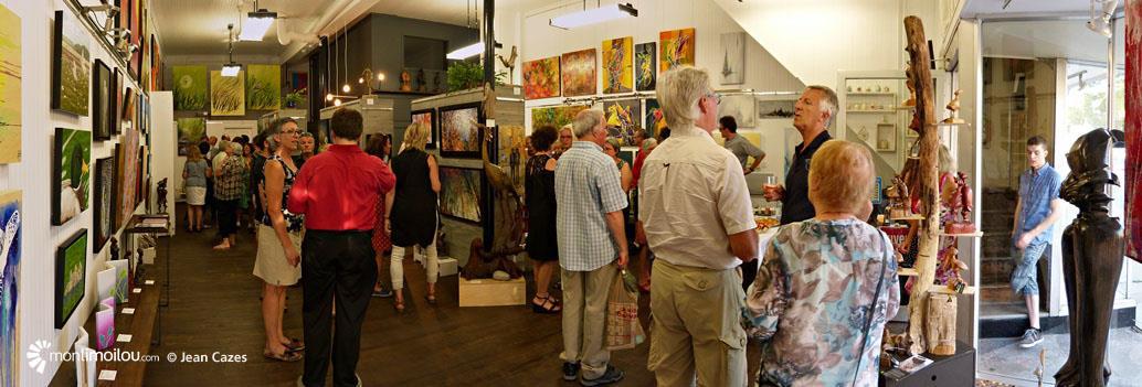Galerie Alfred-Pellan. 3e Avenue.